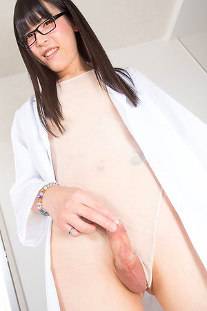Dr Yui's Slutty Surgery - SMJ favourite Yui Kawai has a PHD (a Pretty Hard Dick) and she invites you into her surgery today to administer it by mouth and ass as she promises to clear up all of your Monday ailments! Spreading her gorgeous legs to reveal he